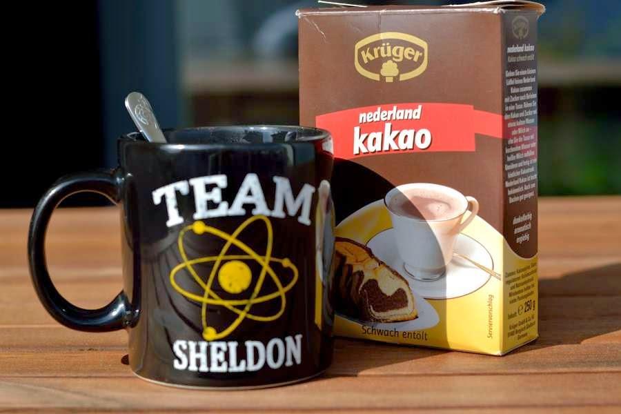 Hanuta-Kakao - Kakao mit Haselnussmilch