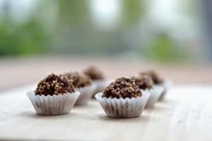 Snickers-Pralinen
