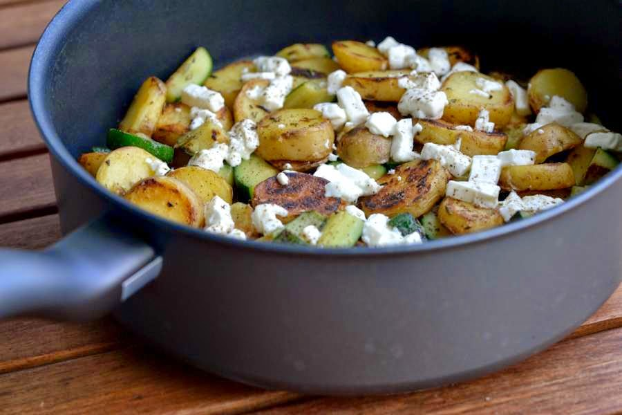 Kartoffeln & Knödel