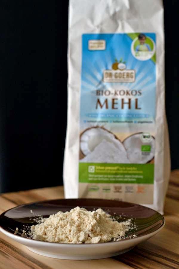 Kokosmehl Statt Weizenmehl