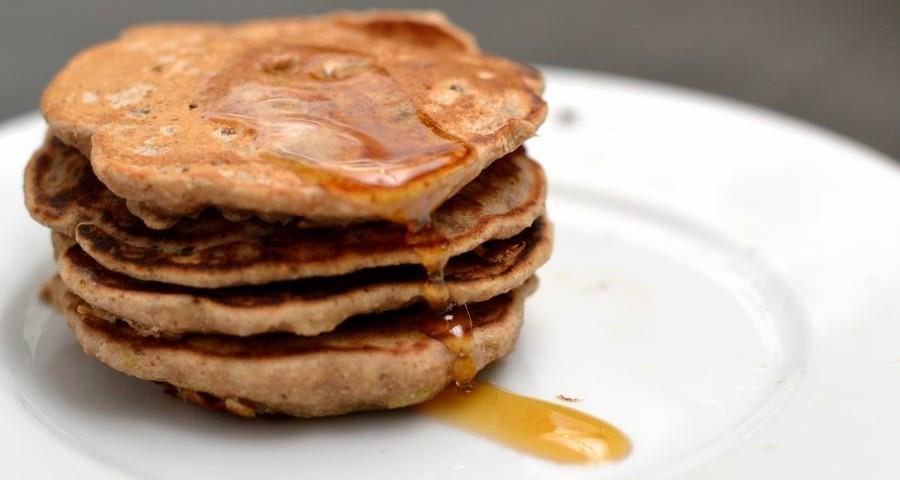Bratapfel-Pancakes
