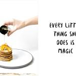 Gegen gebrochene Herzen: Pancakes von Julia