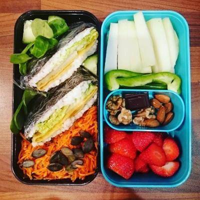 Bentobox - Mittagessen zum Mitnehmen