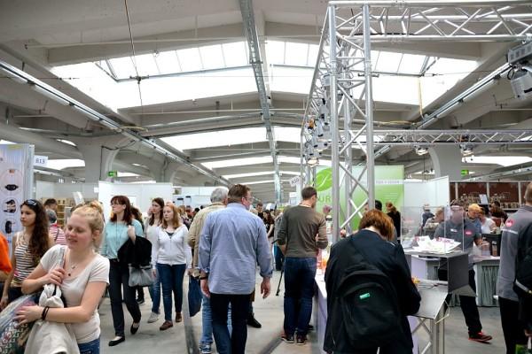 VeggieWorld 2016 München