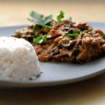 Indisches Auberginen-Curry: Baingan Bharta
