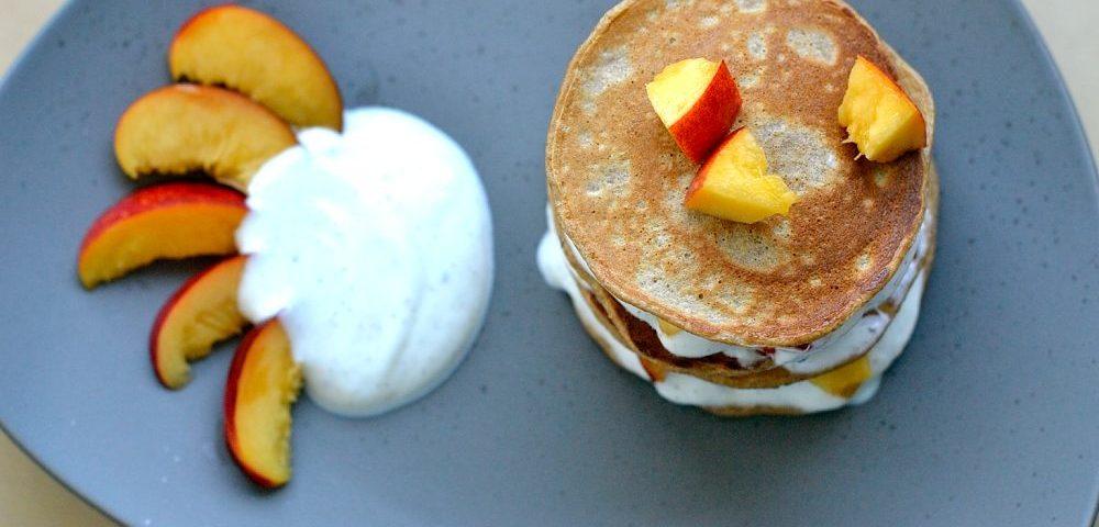Gesunde Pancakes Protein