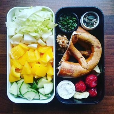 Bento Lunchbox Mittagessen to-go