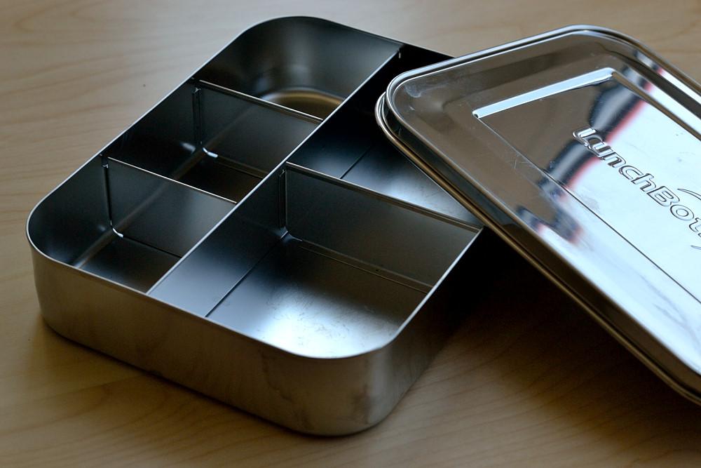 Lunchbots Bentobox Erfahrung