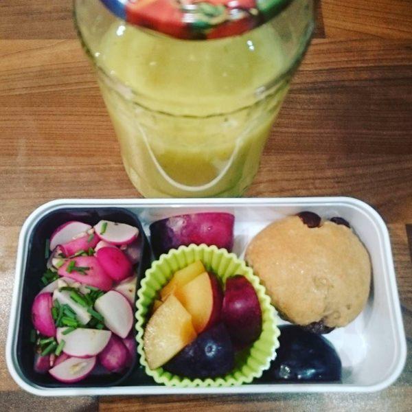 Kohlrabisuppe vegan Bento Monbento