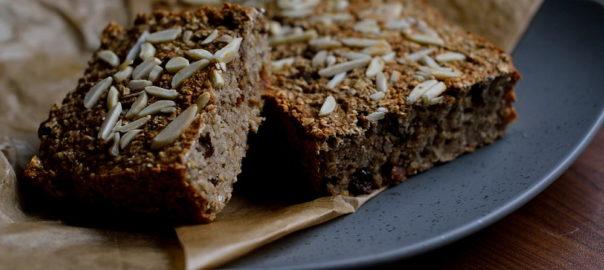 Baked Oatmeal vegan