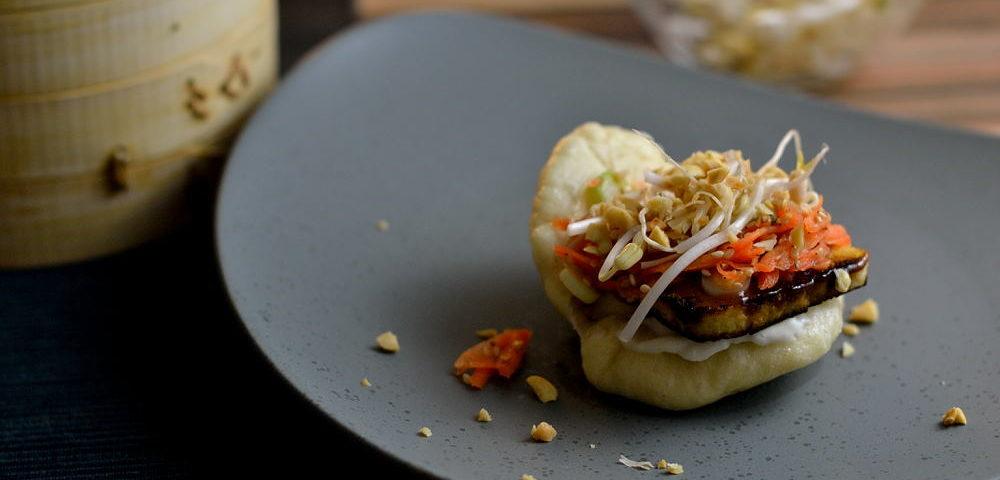Bun Bao Burger vegan