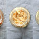 #PastaJar mit Fenchel und getrockneten Tomaten