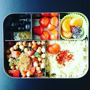 Lunchbox Tomatenherzen
