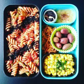 Lunchbox dekorieren