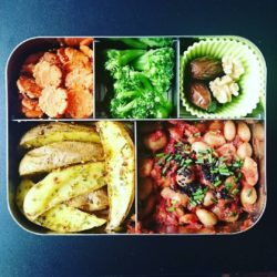 Bento Lunchbox vegan