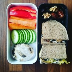 Bento Lunchbox vegan