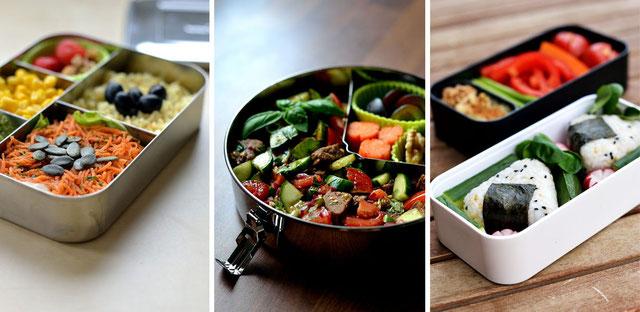 Tipps fürs Lunchbox packen