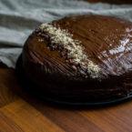 Schokokuchen mit Sauerteig - 089 kulinarisch präsentiert nicht-fastentaugliches