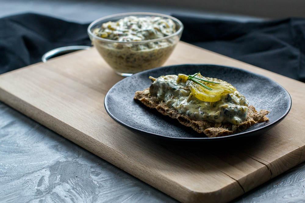 Pesto, Aufstriche & Dips