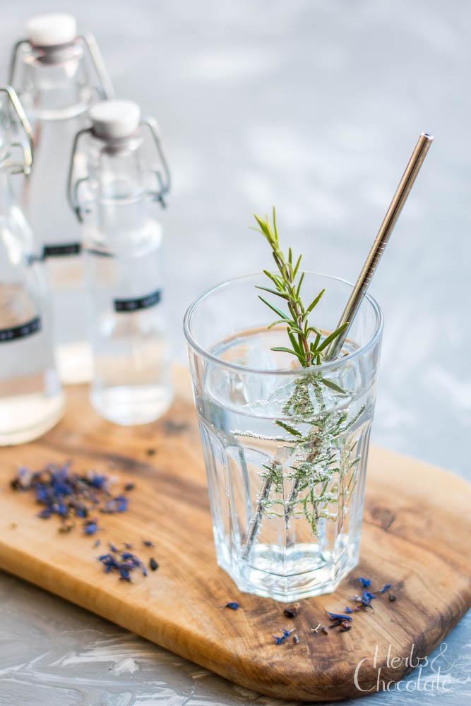 Alkoholfreier Gin selbstgemacht