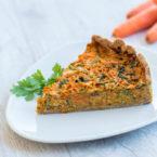 """Gemüse-Quiche mit Gruyère - sehr frei nach """"A Modern Way to Eat"""""""