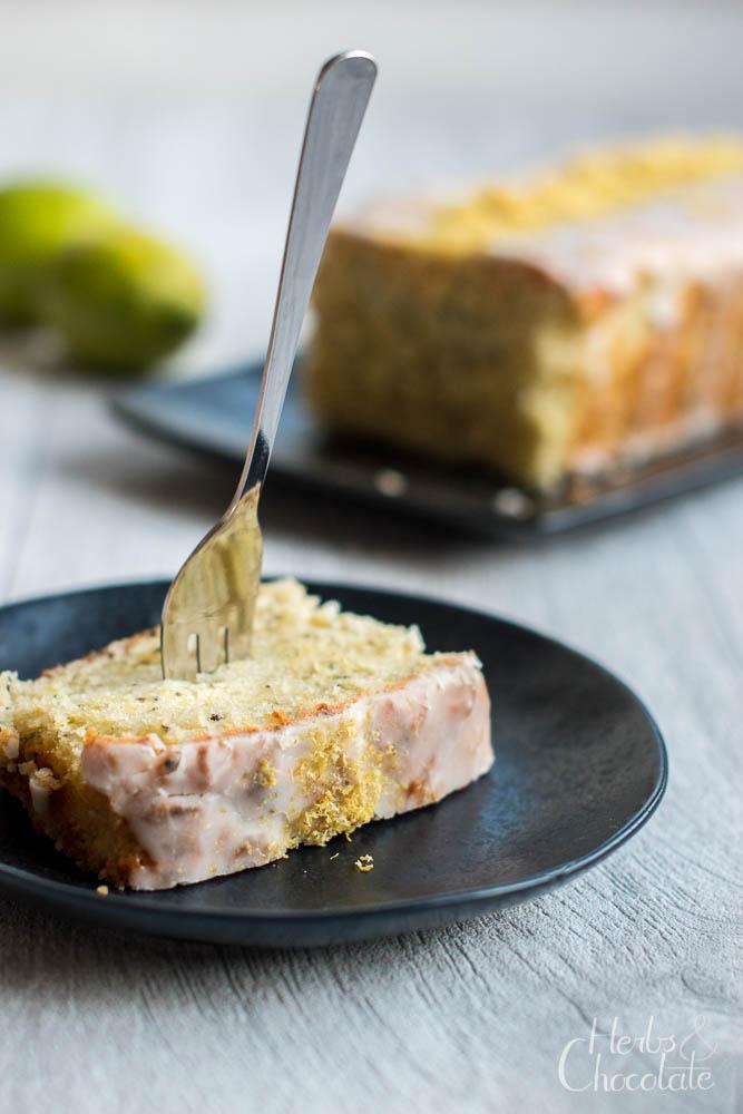 Veganer Zucchini-Zitronenkuchen